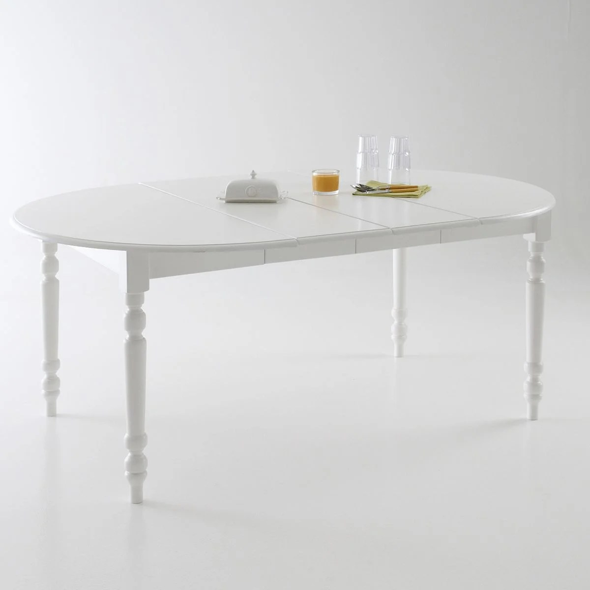 table a manger 4 a 8 couverts authentic style