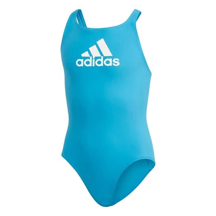 Badeanzug 7 15 Jahre Turkis Adidas Performance La Redoute