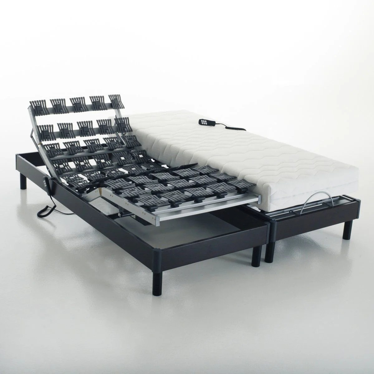 ensemble de relaxation 5 plans de couchage matelas
