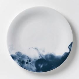 Imagen de Plato plano de cerámica Encira (lote de 4) AM.PM.