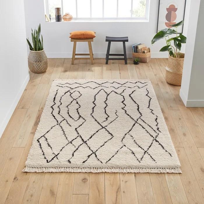 tapis style berbere leyla