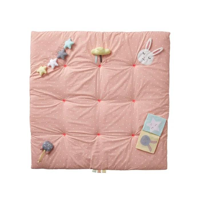 tapis d eveil souple sans arche sweet fun
