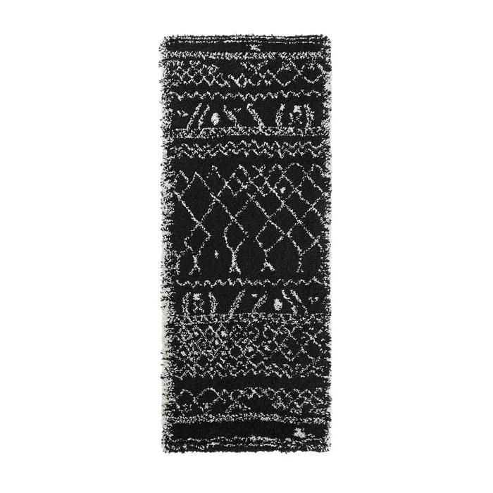 tapis de couloir style berbere afaw