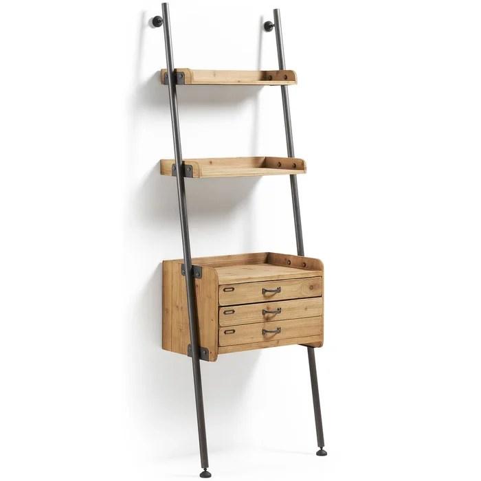 etagere avec tiroirs mobela 67 x 200 cm