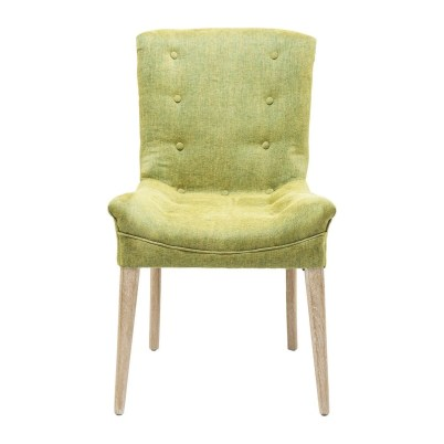 Chaise Stay verte pieds clairs Kare Design KARE DESIGN