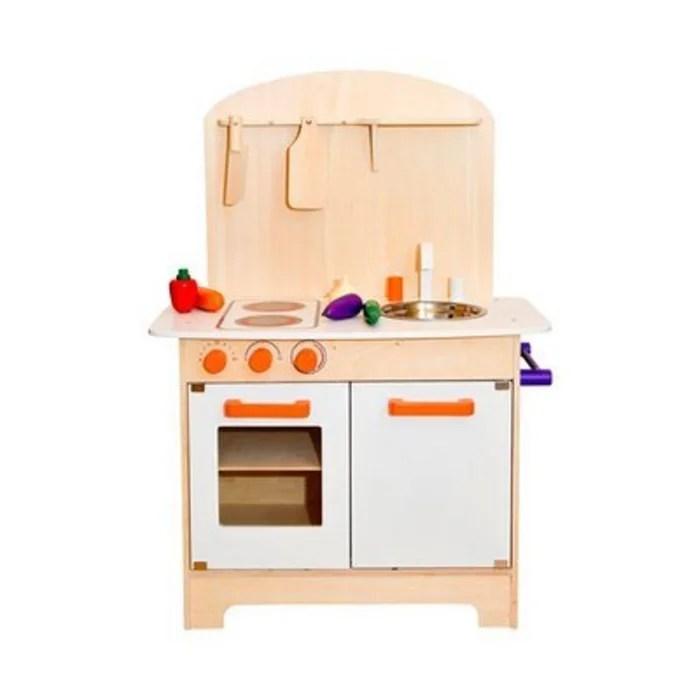 BABY-WALZ La cuisine en bois épicerie enfant BABY-WALZ