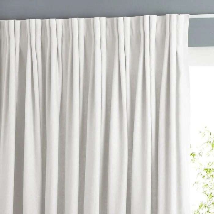 comment calculer la taille d un rideau
