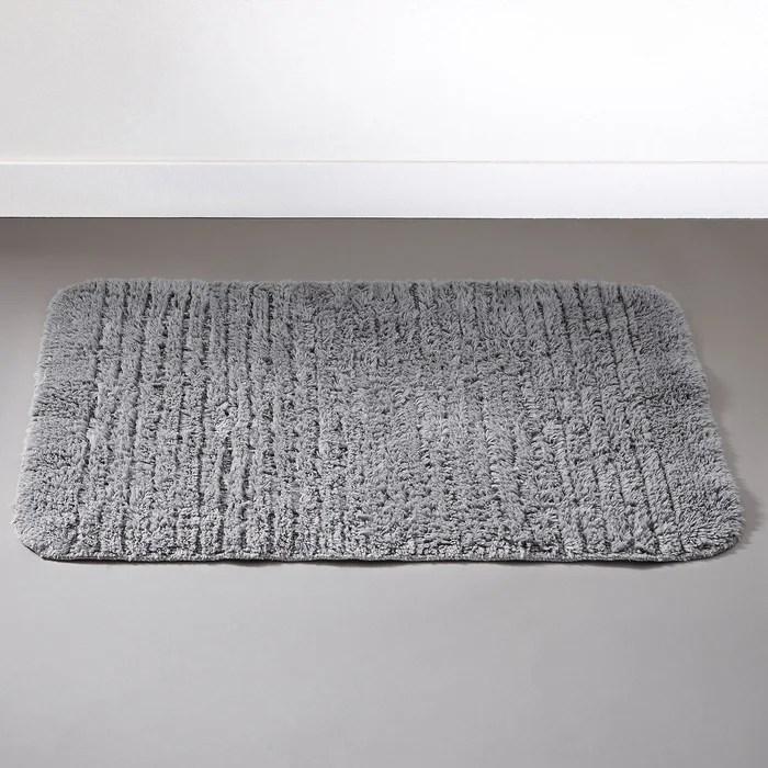 tapis de bain uni tufte 1100 g m scenario