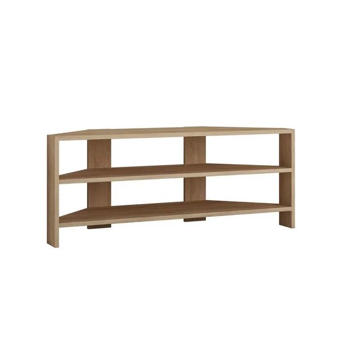 meuble tv d angle design scandinave thales