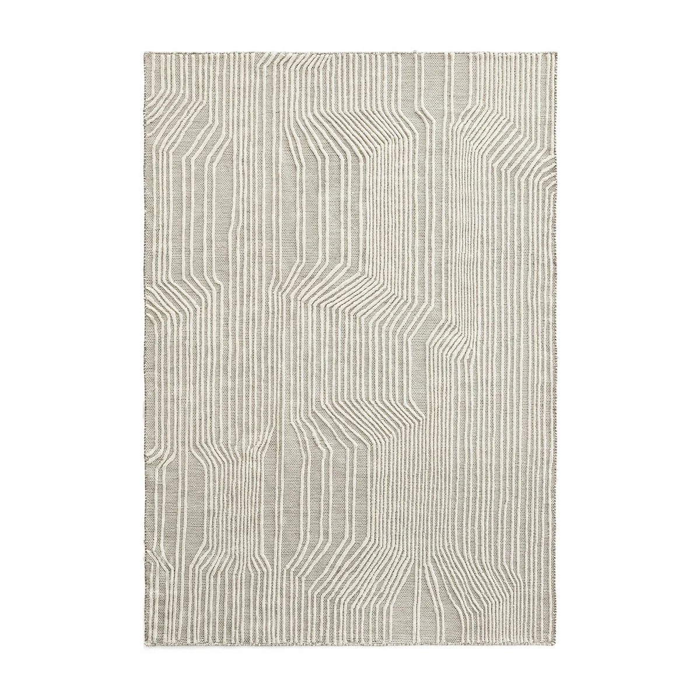 tapis laine et coton farooka