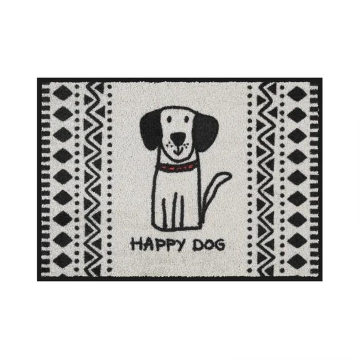 tapis de patio lemiyo happy dog