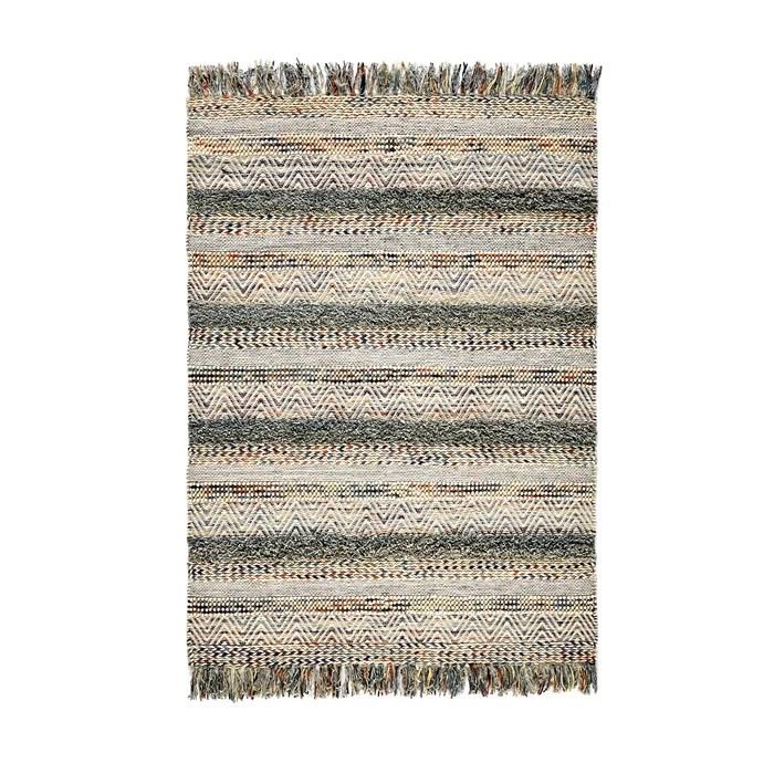 wabila wool mix rug