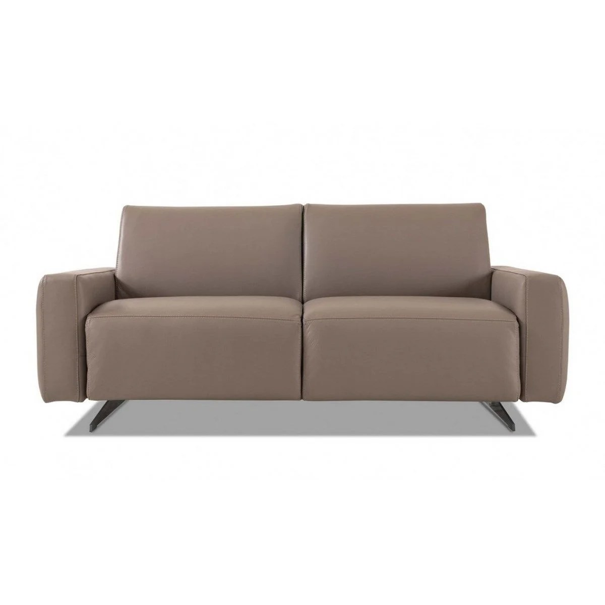 Canape Convertible Couchage Quotidien 140 Cm Sit And Sleep Taupe Seanroyale La Redoute