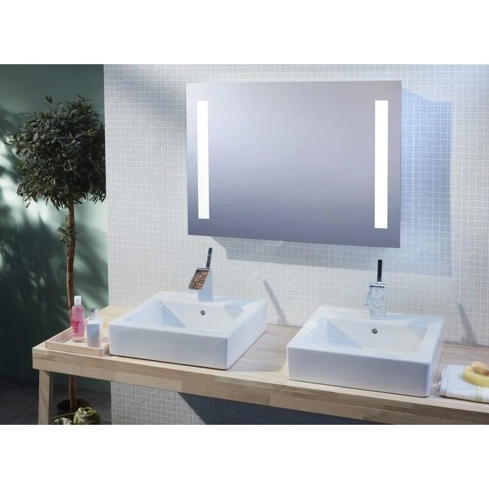 Miroir Led Bluetooth 65 Cm X 90 Cm Hxl Pradel La Redoute
