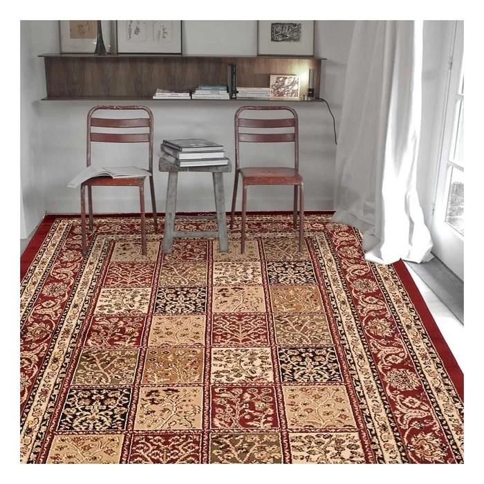 tapis style oriental prestige hereke