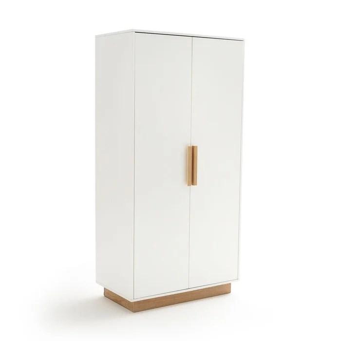 armoire 2 portes fabi