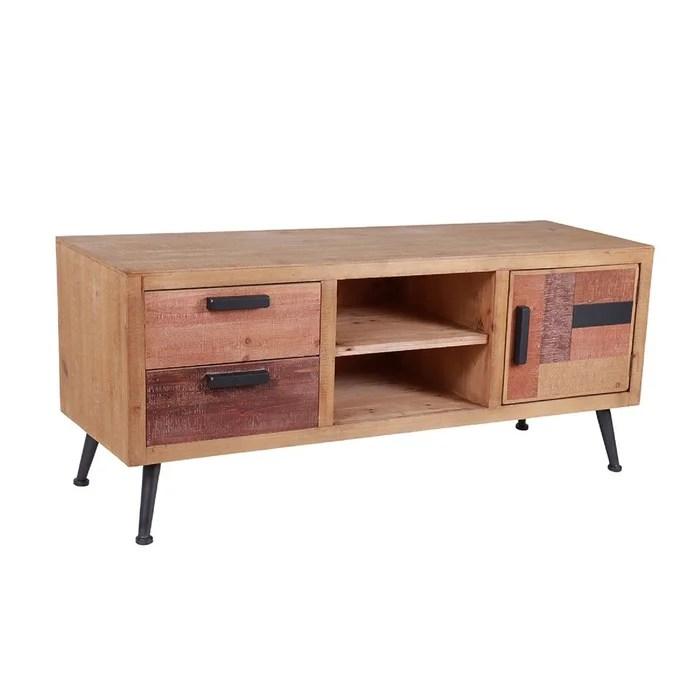 meuble etagere design multifonction bois de sapin yukata
