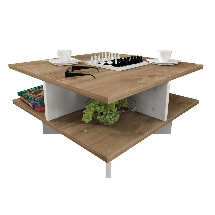 table basse design scandinave hamton