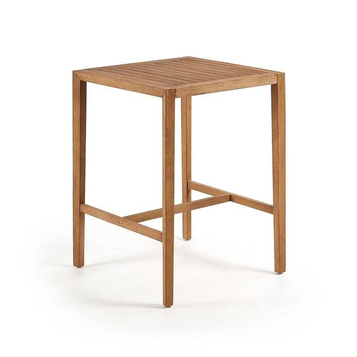 table carree haute coline 80 x 80 cm