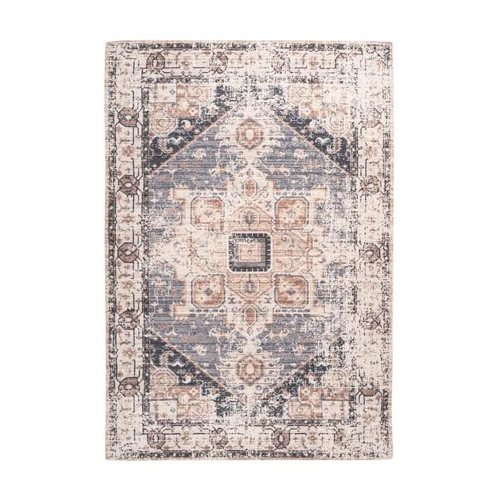 tapis au motif vintage