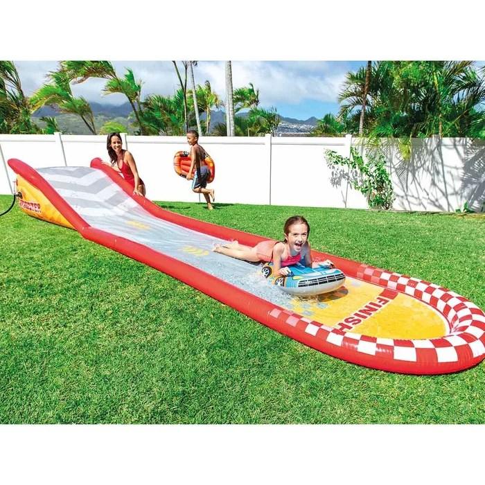 tapis de glisse formule 1 avec 2 bodyboards