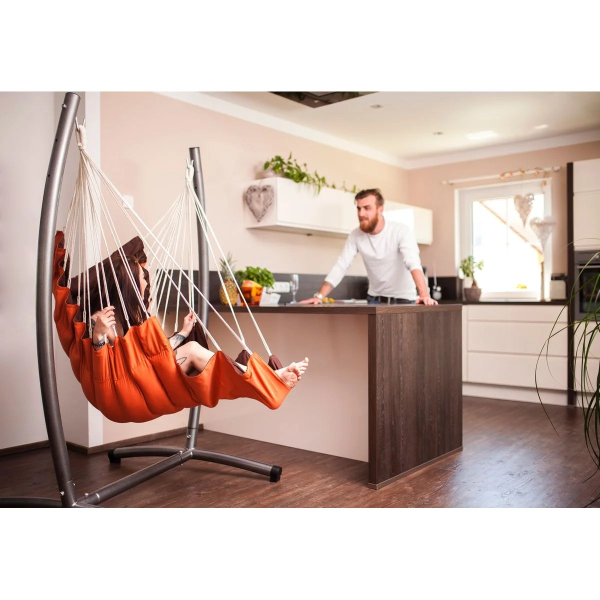 Support Pour Chaise Hamac Top Nautico Cool Grey Support