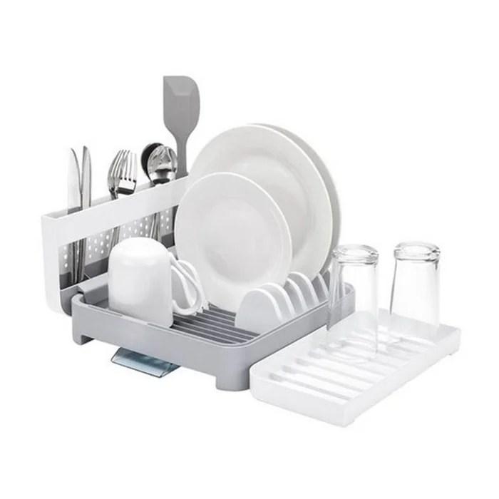 egouttoir a vaisselle extensible plastique ts10300100