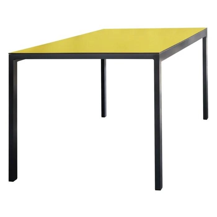 table de jardin rectangulaire egoe cora