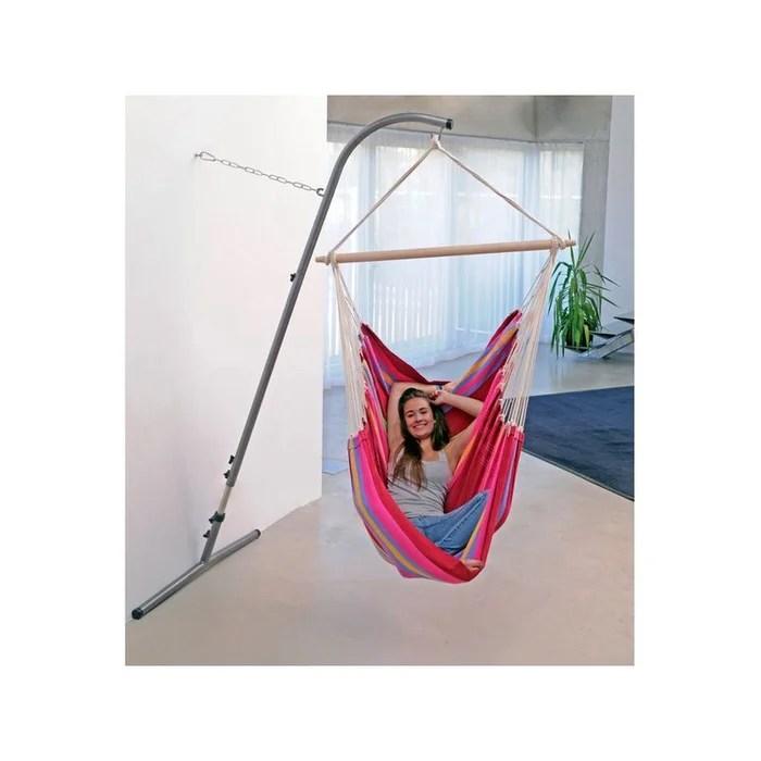 support hamac chaise et fauteuil suspendu palmera rockstone