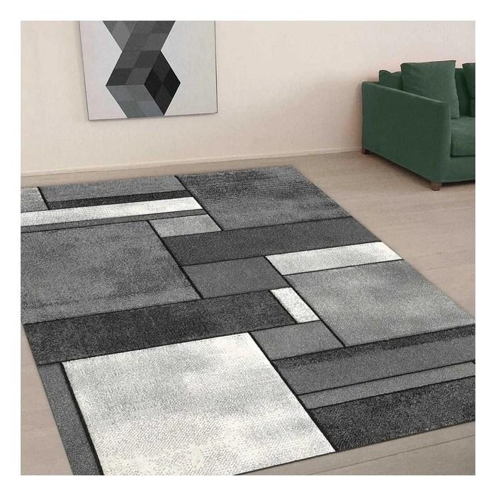 tapis design et moderne brillance