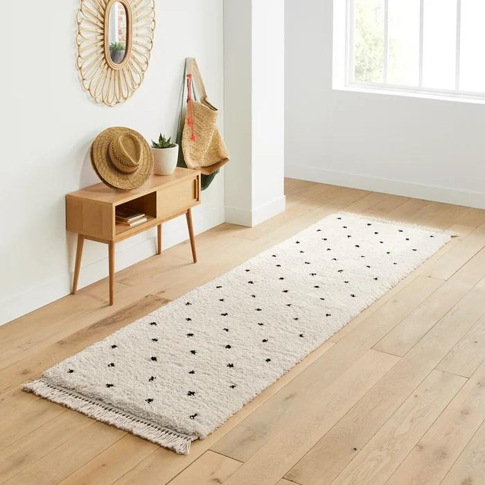 tapis de couloir style berbere ava