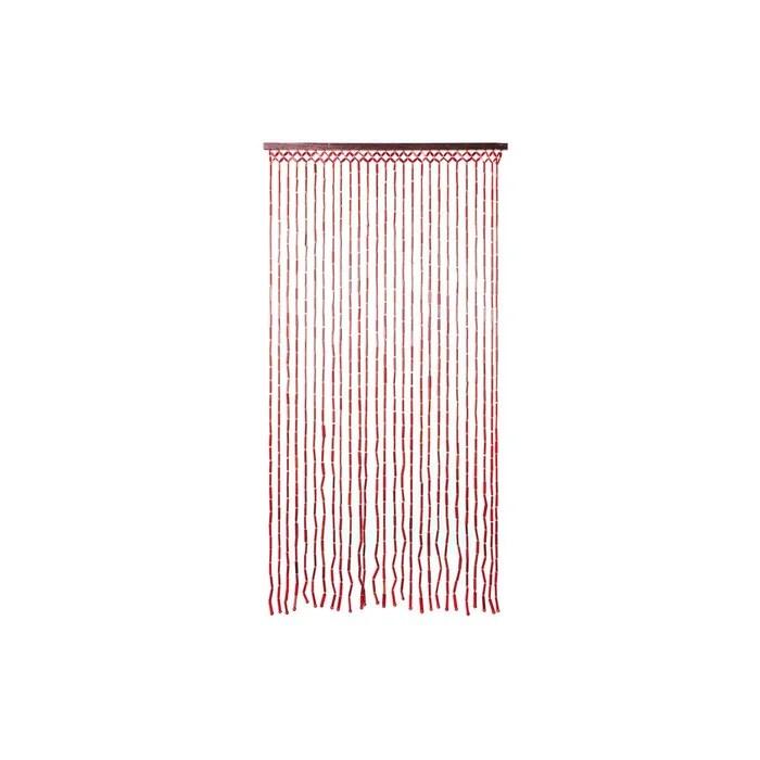 rideau de porte en bambou design