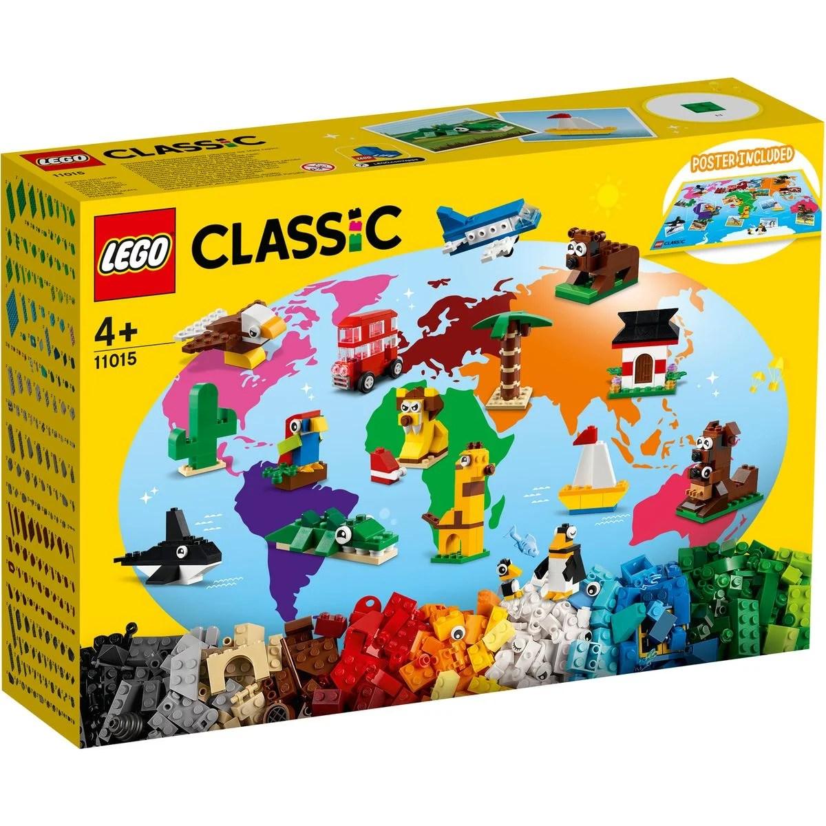 Autre figurine ou réplique. Brique Geante Lego La Redoute