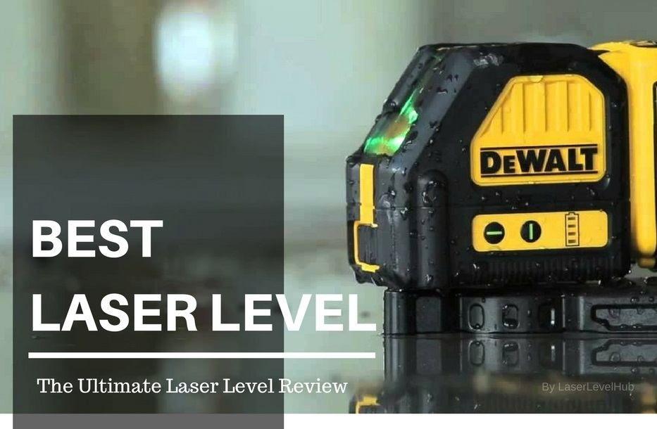 top 10 best laser levels of 2021