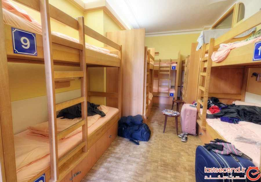 هتل یا هاستل: کدام یک مناسب شما هستند؟