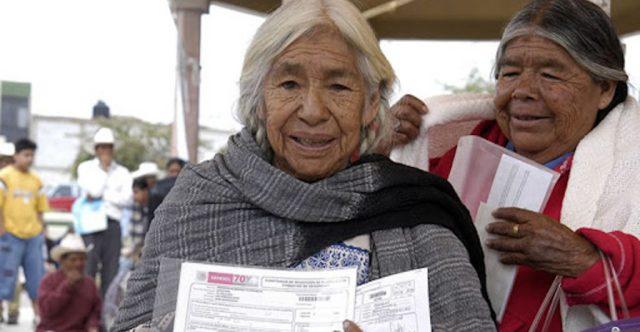 Pensión para adultos mayores se entregará a partir de los 65 años y  aumentará hasta el