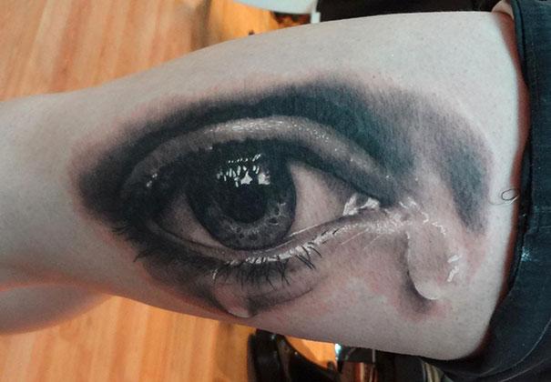 tatuajes 3d 40