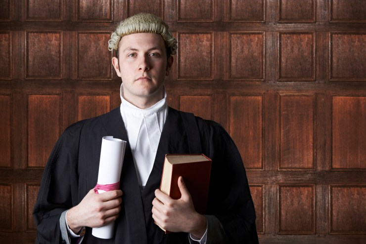 Want To Make It As A Barrister Heres Some Top Tips
