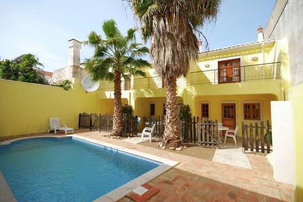 Ferienwohnungen/Ferienhäuser: Attraktive Wohnung mit Terrasse, Pool und Wi-Fi, rechts in Tavira (max. 4 Personen)