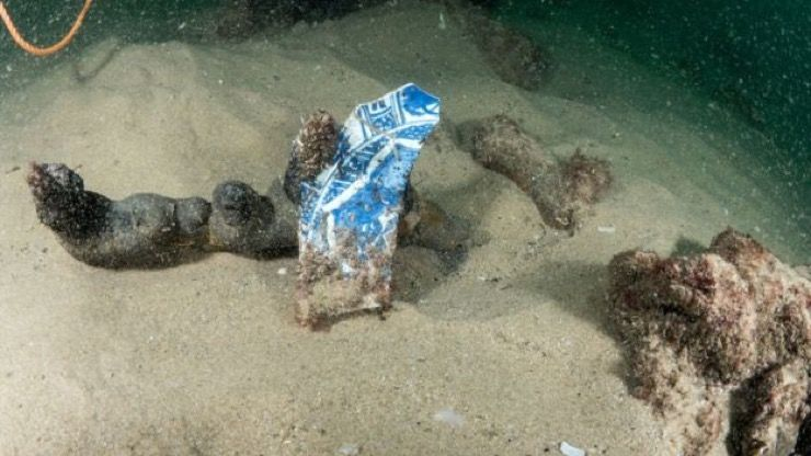 Cascais Shipwreck Discovery