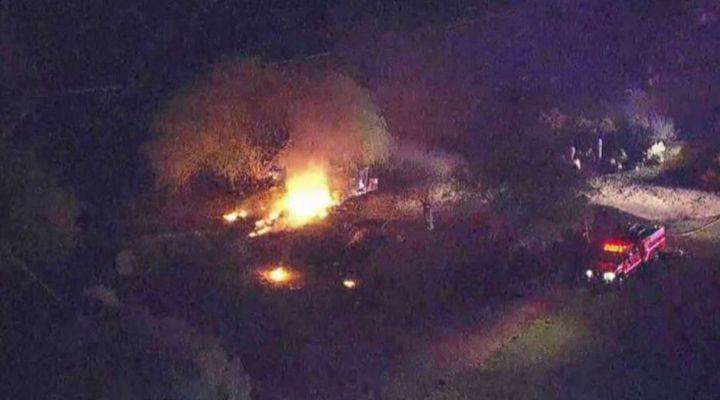 Scottsdale Plane Crash Story