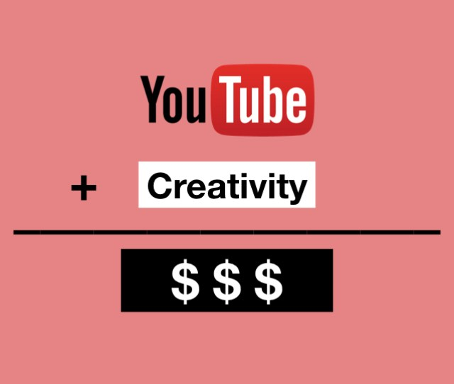 I Have  Ideas To Make Money On Youtube Do You Have  Minutes