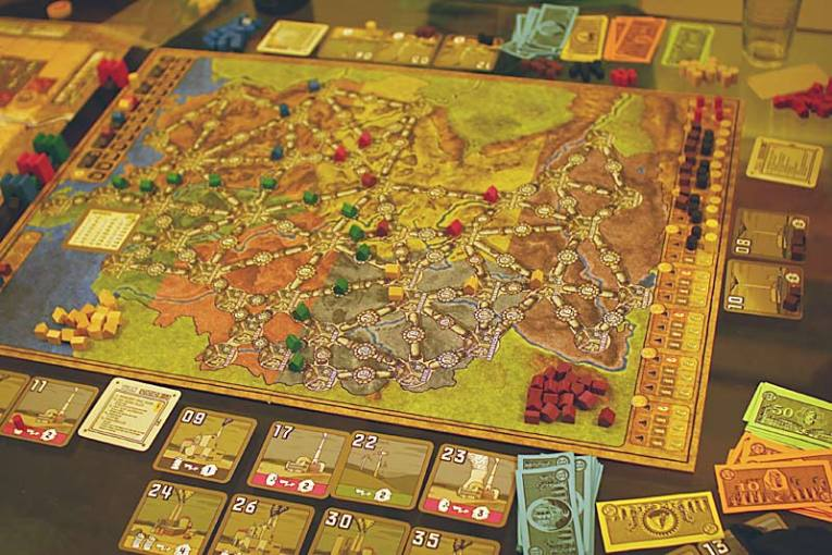 16 Fun Board Games that Exercise Your Brain And Make You Smarter Photo Credit  www themineshaftgap com