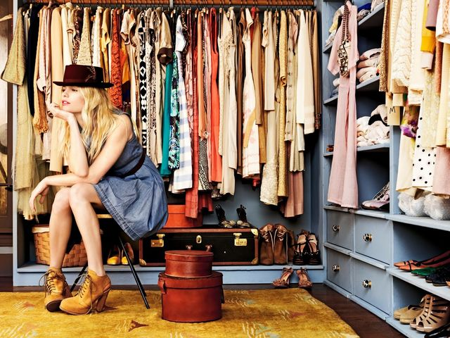 Choosing the right clothes