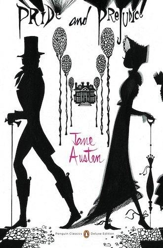 8 Pride and Prejudice Penguin Classics Deluxe Edition