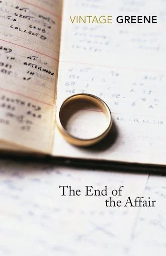 18 The End of the Affair Vintage Edition1