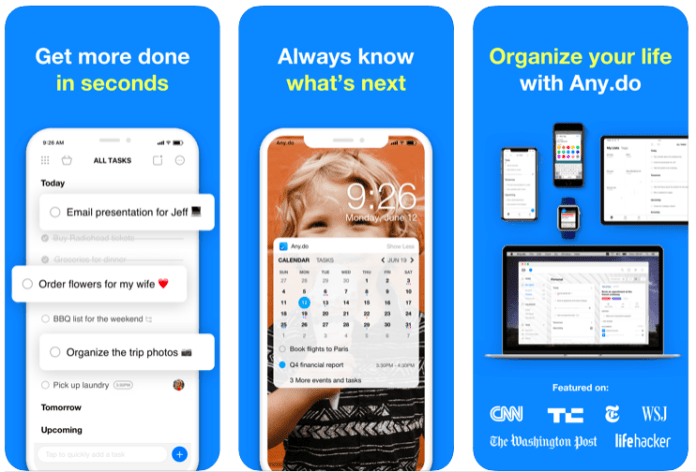 19 Best To Do List Apps To Keep You On Track In 2021