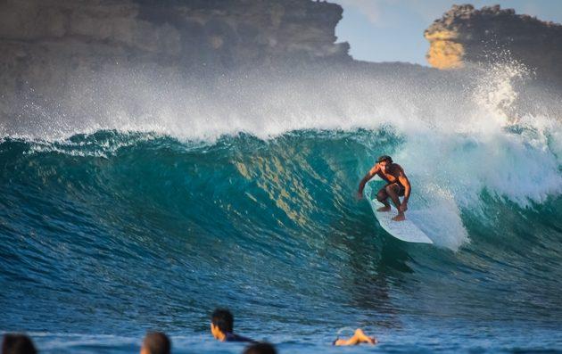 Fogyás szörfösök paradicsoma