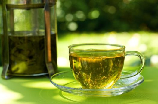 Habits to help you lose weight: drink green tea