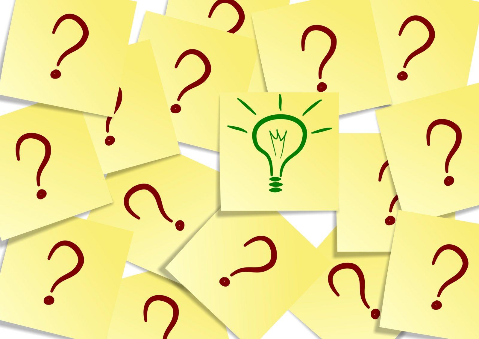 ridicați toate întrebările și răspunsurile